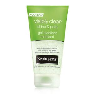 Neutrogena Visibly Clear - Gel exfoliant matifiant