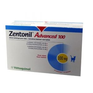 Zentonil Advanced 100 mg 30 capsules