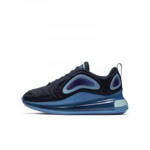 Nike Chaussure Air Max 720 pour Jeune enfant/Enfant plus âgé - Bleu - Taille 35.5 - Unisex
