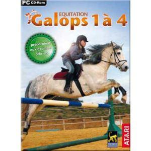 Equitation : Galops 1 à 4 [PC]