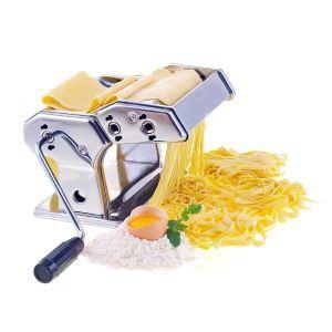 Ard'time Mâchine à pâte pro Mezzo Pasta en inox avec 2 formes de découpe
