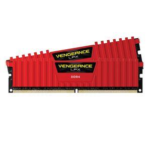Corsair CMK16GX4M2B3200C16 - Barrettes mémoire Vengeance LPX 16 Go (2x 8 Go) DDR4 3200 MHz CL16 DIMM