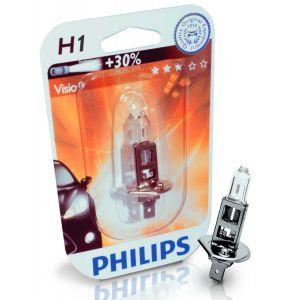 Philips 1 Ampoule H1 Vision 55 W 12 V