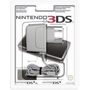 Nintendo Bloc d'Alimentation pour console 3DS/DSi/DSi XL