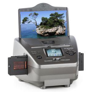 OneConcept 979GY - Combo Scanner de photos diapo
