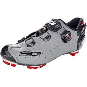 Sidi MTB Drako 2 SRS - Chaussures Homme - gris 45 Chaussures VTT à cales
