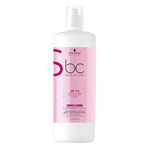 Schwarzkopf BC pH4.5 Color Freeze Shampooing Micellaire Nourrissant - 1 L