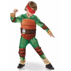 Déguisement luxe rembourré Tortue Ninja enfant