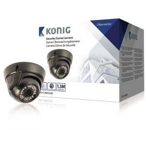 König SAS-CAM3200 - Caméra dôme de vidéosurveillance