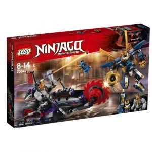 Lego 70642 - Ninjago : Killow contre le Samouraï X