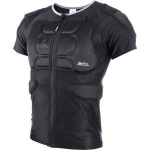 O'neal Gilet de protection BP manches courtes noir