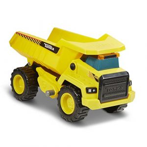 Funrise Tonka - Camion Benne 30 cm - Power Movers Sons et Lumières