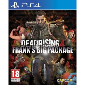 Dead Rising 4 : Frank's Big Package sur PS4