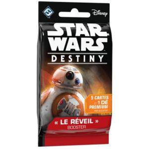 Asmodée FFSWD03 - Star Wars Destiny - Booster Pack le Reveil