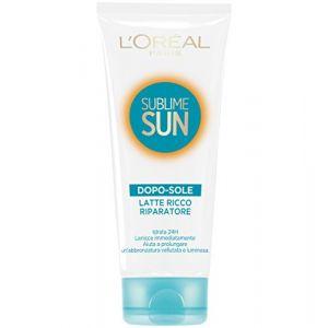 L'Oréal Sublime Sun - Dopo-Sole Latte ricco riparatore
