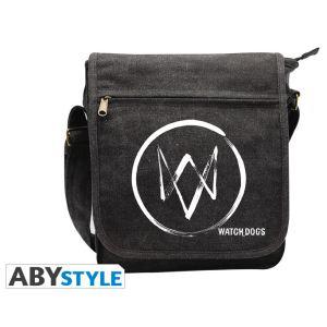 Abystyle Sac besace Fox tag (Watch Dogs)