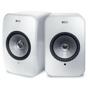Image de Kef LSX Wireless Blanc