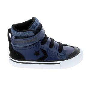 Converse Chaussure bebe pro blaze hi bb marine 23