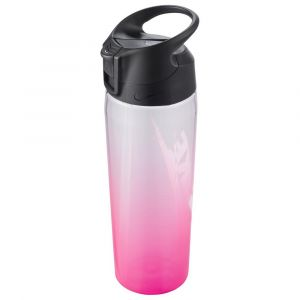 Nike Bouteilles -accessories Tr Hypercharge Straw B Graphic 24oz - Digital Pink / Anthracite - Taille One Size