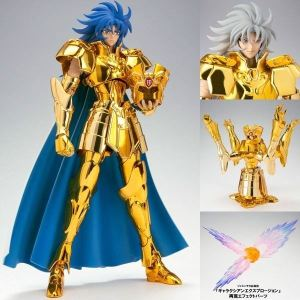Bandai Saint Seiya Myth Gold Cloth EX Gémeaux - Les Chevaliers du Zodiaque