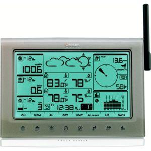 Oregon scientific WMR200 - Station météo professionnelle, thermo-hygromètre intérieur et extérieur