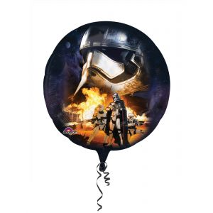 Ballon en aluminium Les Méchants Star Wars VII (81 cm)