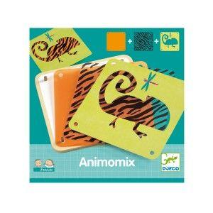 Djeco Eduludo - Animomix