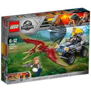 Lego Jurassic World 75926 - La course-poursuite du Ptéranodon