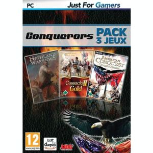 Conquerors : Highland Warriors, Cossacks II Gold et American Conquest - Divided Nation [PC]