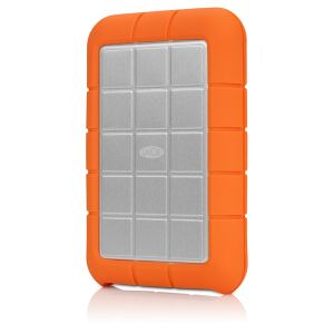 "Lacie 301984 - Disque dur externe Rugged Triple 1 To 2.5"" USB 3.0 FireWire"