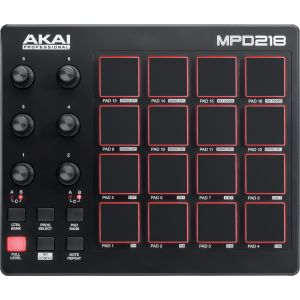 Akai MPD218 - Contrôleur à pads MIDI