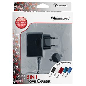 Subsonic Chargeur pour 3DS, DSiXL, DSi et DS Lite