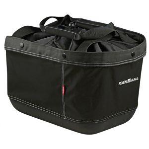 Klickfix Shopper Alingo GT - Panier de vélo - pour Racktime noir Paniers pour porte-bagages