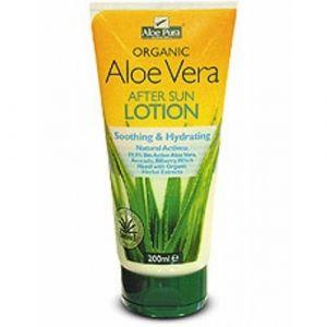 Aloe Pura Lotion après solaire aloe vera