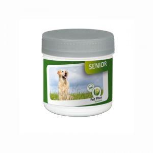 Sogeval Pet-Phos Canin Senior - Complément alimentaire vitaminé pour chiens âgés