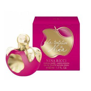 Nina Ricci La tentation de Nina - Eau de toilette pour femme (Edition Limitée)