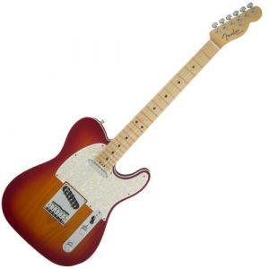 Fender American Elite Telecaster MN Aged Cherry Burst + Etui