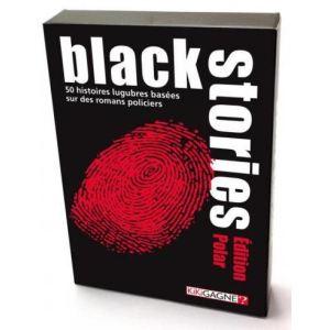 Kikigagne? Black Stories édition Polar