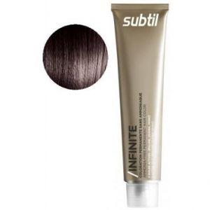 Subtil Infinite 4-77 Châtain Marron Profond - Coloration permanente sans amoniaque