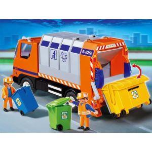 Playmobil 4418 - Camion de recyclage d'ordures
