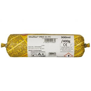 Sika Mastic colle PU flex PRO 11 FC marron cartouche de 300 ml