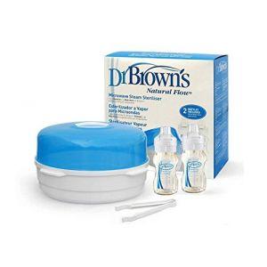 Dr. Brown's DRB801 - Stérilisateur avec biberons