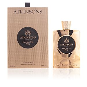 Atkinsons Oud Save The King - Eau de parfum pour homme