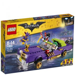 Lego 70906 - The Batman Movie : La décapotable du Joker
