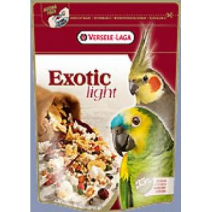 Versele Laga Exotic Light - Mélange perroquets/gdes perruches - 750g