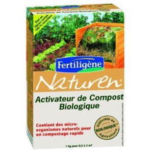Image de Fertiligene Activateur de compost Naturen 1 kg
