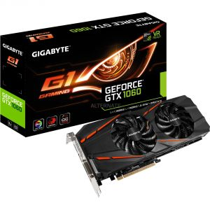 GigaByte GV-N1060G1-GAMING-2GD - Carte graphique GeForce GTX 1060 G1 3 Go PCI Express 3.0