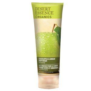 Desert Essence Gel douche a la pomme verte et au gingembre 237ml