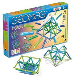 Geomag 263 - Color 91 pièces