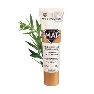 Yves Rocher Super mat zéro défaut - Fond de teint doré 200